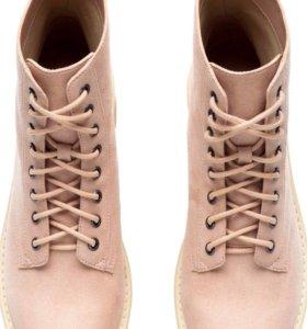 Новые ботинки, батильоны