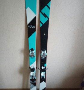 Лыжи для фрирайда вольк