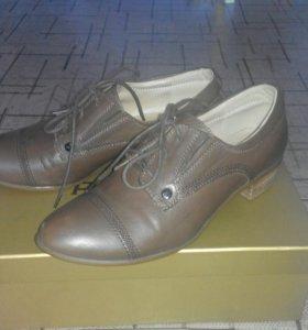 Туфли,р—р 38,5—39