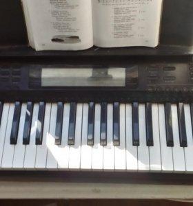 Профессиональное Цифровое фортепиано Casio
