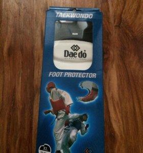 Защита стопы