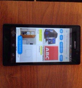 Телефон Sony Xperia