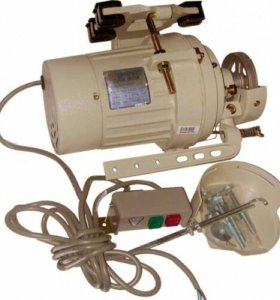 Электромотор для шв.машины Gemsy RM1818-1A(400W)