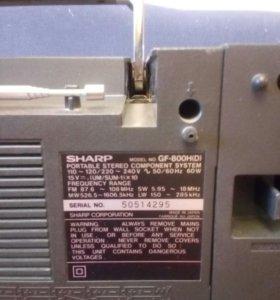 Sharp GF-800