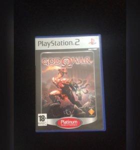 Игра ps2 God of War