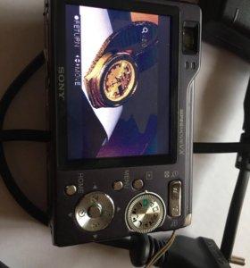 Продаю фотоаппарат, Sony dsc w90 ,дёшево