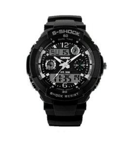 Новые Часы Skmei S-Shock Оригинал