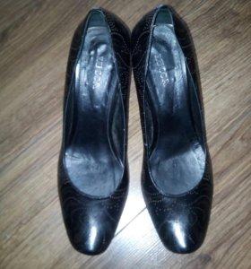 Туфли кожа 40 р.