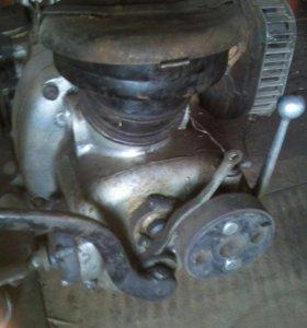 Мотор Урала К-700