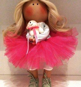 Текстильнач кукла