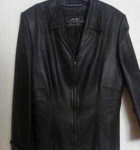 Куртка кожа р.50