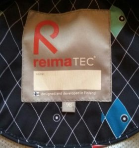 Куртка весенняя детская Reima