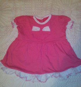 Одежда для девочки до 1.5 лет