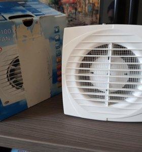 Вентилятор бытовой Vents 100d Axial Fan