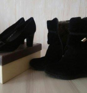 Обувь зима/лето