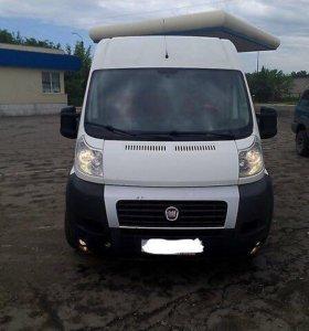 Фиат дукато 2012 на маршруте (готовый бизнес)
