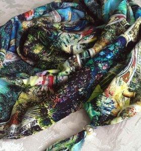 Платок-шарф