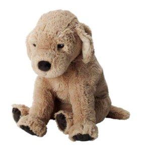 Собака из ИКЕА игрушка