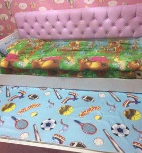 Кровать Софа с матрасом