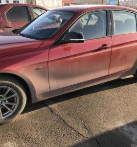 Зимний комплект колёс на BMW f30
