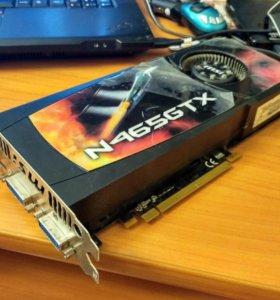 Видеокарта GeForce GTX465