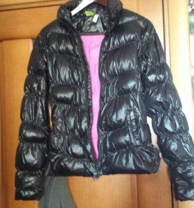 НОВАЯ куртка Adidas 42р-р