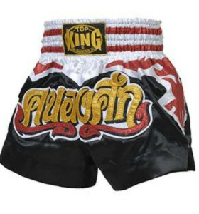 Шорты тайский бокс(TOP KING)