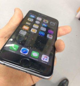 Apple iPhone 6 gray