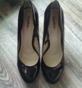 Туфли лакированные 👠
