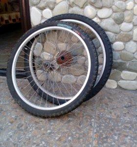 Шины на велосипед диаметр шины 24