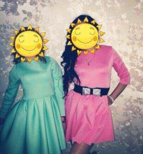 Платье-спандекс