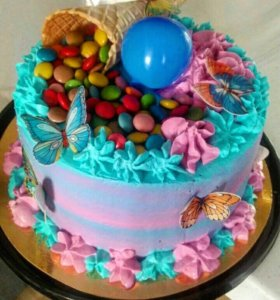 Торты, капкейки, кейкпопсы и прочие десерты!
