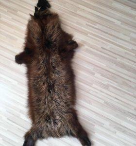 Горжетка из меха лисы
