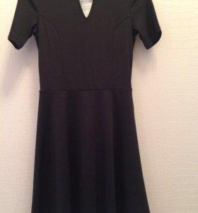 Новое чёрное платье H&M