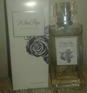 Духи Белая Роза