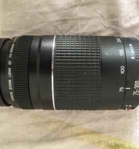 продаю Canon 75-300