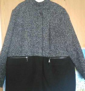 Модные пальто и плащ Киаби 54
