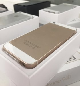 iPhone 5S Gold 16Gb с Touch