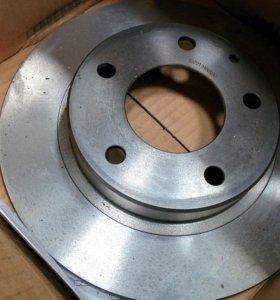 Диск тормозной задний Mazda