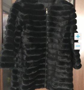 Норковая куртка
