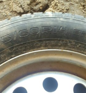 Одно колесо r14