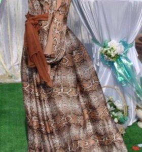 Дизайнерское платье от Таши Мартинс