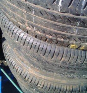 Шины 255/65/r17 Bridgestone