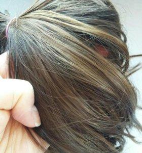 Волосы славянка luxe 200 прядей