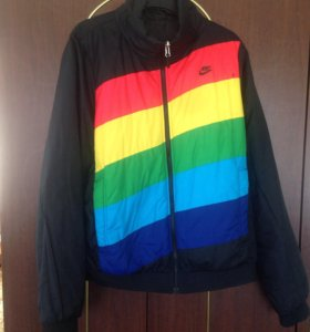 Куртка Nike унисекс двухсторонняя