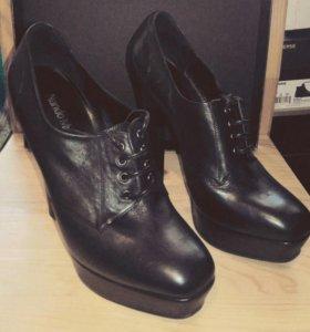 NANDO MUZI, ботинки