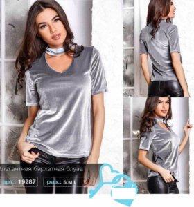 Новая блуза 42-44р.