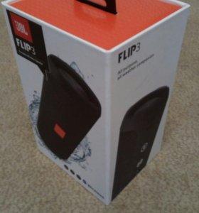 JBL flip3 новая