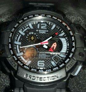 Спортивные большие мужские часы Casio G-Shock +