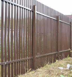 Ворота и заборв